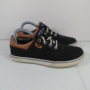 Youth Sz 5 Sperry Top Sider Ollie Canvas